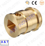 bij CNC OEM ODM Forged Copper Parts met Highquality