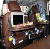 カー・シートのオルガナイザーが付いているiPadおよびタブレットのホールダー