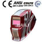 ANSI van Ce van het malen het Zonne Aangedreven Auto Verdonkerende Masker van het Lassen (wh-661)