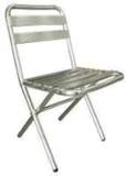 Alumium 의자