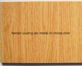 内壁の木カラーACPか屋外の建築材料のためのアルミニウム合成のパネル