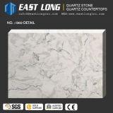 Brames de marbre à haute teneur de pierre de quartz de couleur d'Aartificial pour des partie supérieure du comptoir/panneaux de mur/pierre conçue