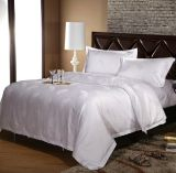 Manier 100% Katoenen Beddegoed Van uitstekende kwaliteit dat voor Huis/Hotel wordt geplaatst