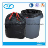 HDPE/LDPE Drawstring-Abfall-Beutel auf Rolle
