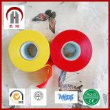 Ruban en PVC adhésif électrique coloré brillant