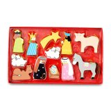 Natividade para Decoração de Natal Árvore de Natal (12/set) em stock
