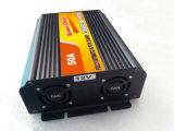 12V 50A Universalleitungskabel-saure Autobatterie-Aufladeeinheit (QW-50A)