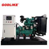 Generatori diesel autoalimentati Cummins famosi del rifornimento 125kVA/100kw della fabbrica (6BT5.9-G2) (GDC125*S)