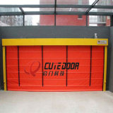 PVC промышленного высокоскоростного пояса автоматический штабелируя вверх по двери