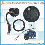 Transmissor de pressão do transdutor/cervo 4-20mA de pressão diferencial de H3051s