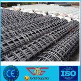 para los muros de contención/Slop proteger el precio compuesto de Geogrids del Acero-Plástico biaxial plástico de acero de la soldadura Geogrid/
