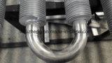 産業Finned鋼鉄管、二重圧延のタイプの突き出るアルミニウムFinned管