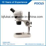 Microscópios com ótico paralelo