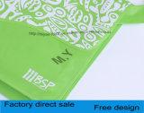 Sacchetto di Tote promozionale d'acquisto del sacchetto della tela di canapa del sacchetto del cotone