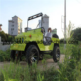 150 cc/200cc nueva Mini Verde Willys Jeep para adultos