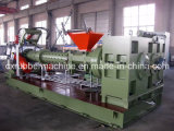 Máquina de goma de la protuberancia de la máquina/del silicón de extrudado del tamiz/máquina caliente del estirador de la alimentación