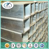 Q235 Galvanized/Gi Eisen-Höhlung-Kapitel-Stahlrohr