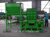 Nouveau design avancé des copeaux de sciure de bois de la machine de ramasseuse-presse