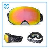 No Myopia Dual Anti Fog Skiing Équipement Lunettes d'hiver
