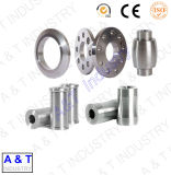 CNC Precisinアルミニウムまたは真鍮かステンレス鋼造られた機械化の部品