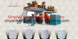 высокая машина прессформы дуновения цистерны с водой выхода 1000L с машиной цены по прейскуранту завода-изготовителя