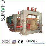 prensa de doblez de la madera contrachapada de alta frecuencia de la presión 3D para las sillas de Bentwood