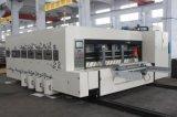 Machine de fabrication de cartons de papier de carton d'encre de couleur