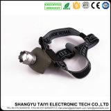 10W IP44 재충전용 야영 직업적인 점화 Headlamp