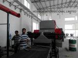 Hohe Leistungsfähigkeits-Reifen-/Gummireifen-Reißwolf-Maschine für verwendete Gummireifen
