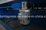 수출된 QC12y 6X2500 판금 깎는 기계