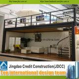 La casa prefabricada prefabricada contiene la casa modular de la casa del envase hecha en China