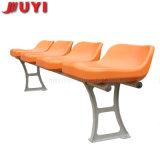 Blm-2517 작은 플라스틱 의자 낮은 백레스트 축구 경기장 의자 시트