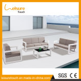 현대 여가 의자 현대 싼 호텔 소파 베드 알루미늄 가정 정원 소파 고정되는 안뜰 옥외 가구