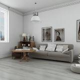 Étage imperméable à l'eau du plancher de vinyle de cliquetis de Lvt/PVC