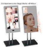 14 LCD van de Spiegel van Maggic van de Speler van de Reclame van de duim Digitale Vertoning
