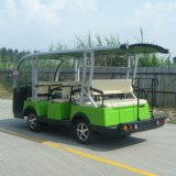 11 Seatersの電気空港シャトルバス車