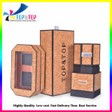 Caixas de papel Barky especiais creativas do perfume com indicador do animal de estimação