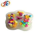 Het promotie Stuk speelgoed van de Armband van Meisjes DIY Plastic