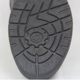 De professionele Echte Schoenen van de Laarzen van de Veiligheid van het Leer met de Teen van het Staal