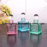 Bottiglia di vetro quadrata per il diffusore dell'olio essenziale dell'aroma 85ml dell'aroma