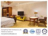 Insieme di camera da letto moderno della mobilia dell'hotel con l'arredamento di ospitalità (YB-829)