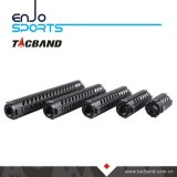 7 Zoll Picatinny Vierradantriebwagen-Schiene Handguard für M16