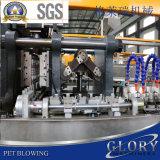 Máquina que sopla China de la botella rotatoria automática