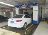 Negócio da lavagem de carro de Nigéria com a máquina da lavagem de carro de cinco escovas