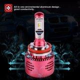 2500lm H9/H11 점 승인되는 LED 헤드라이트 H8/H11 20 와트수 차 LED 헤드라이트 전구