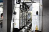 Sistema plástico automático del moldeado de la botella de agua