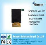 Indicador 2.4inch Qvga 240X320 de TFT LCD com a tela do controlador Ili9341 TFT LCD