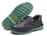 Горячие ботинки безопасности надувательства с стальными ботинками безопасности крышки пальца ноги