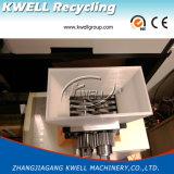 Kleinkapazitätsdoppelwelle-Minireißwolf/Minizerreißende Plastikmaschine