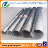 Haute qualité Tuyau en acier galvanisé ondulé/Feux de conduite en acier galvanisé à chaud